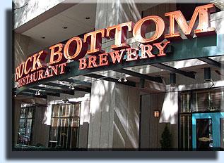 Rock Bottom Restaurant Brewery